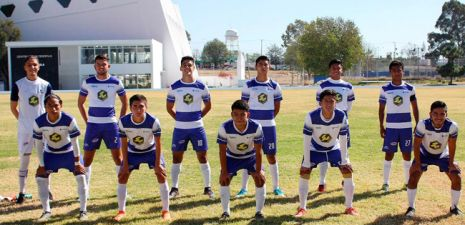 TITANES DEL CLUB ALPHA RECUPERA EL TRIUNFO, VENCIENDO 1-0 A CLUB DE FUTBOL ZARAGOZA