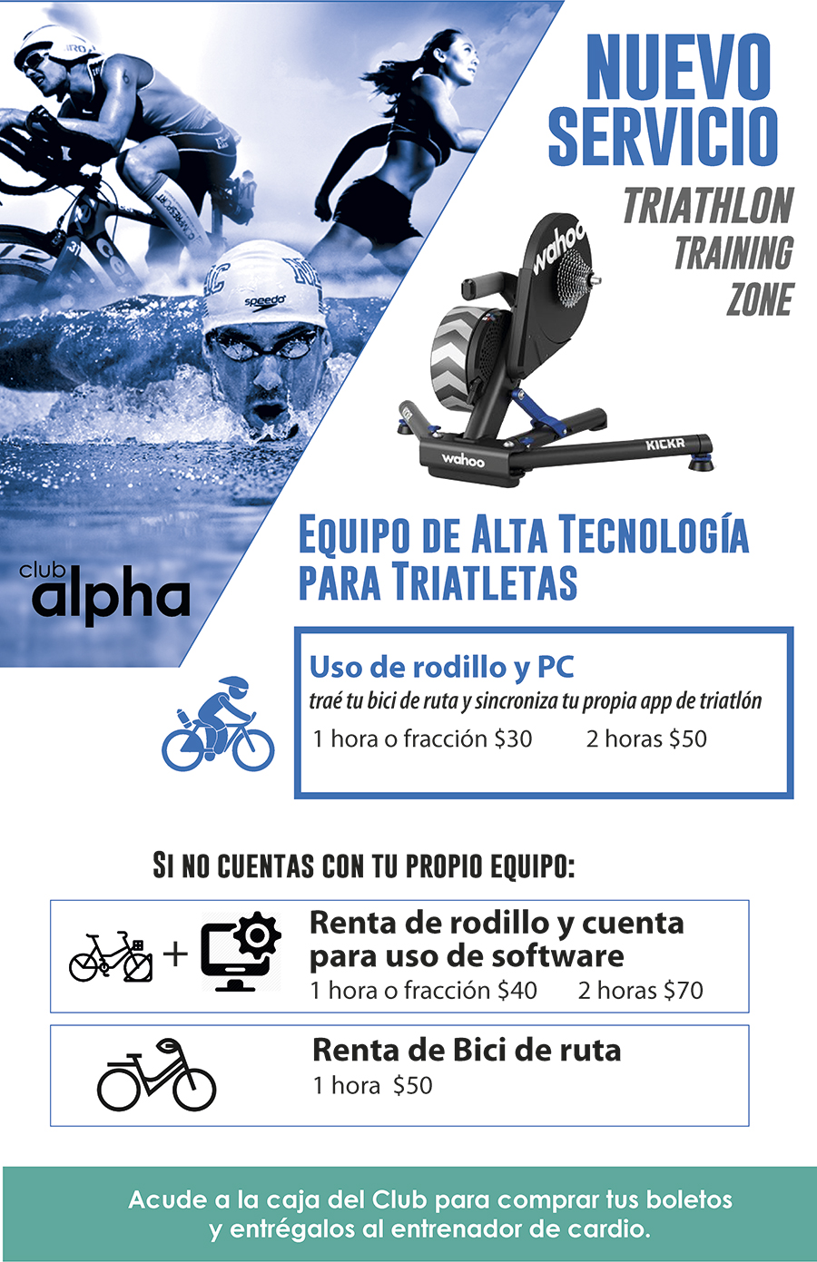 web triatlon club alpha